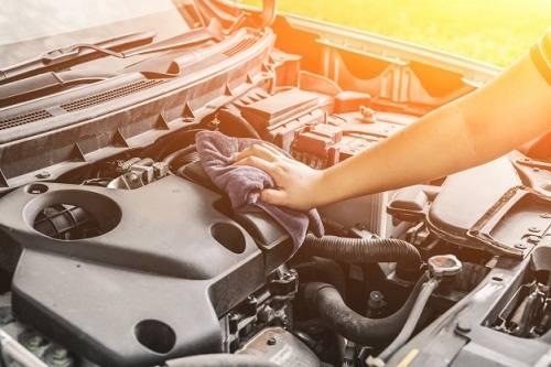 Mantenimiento preventivo del automóvil